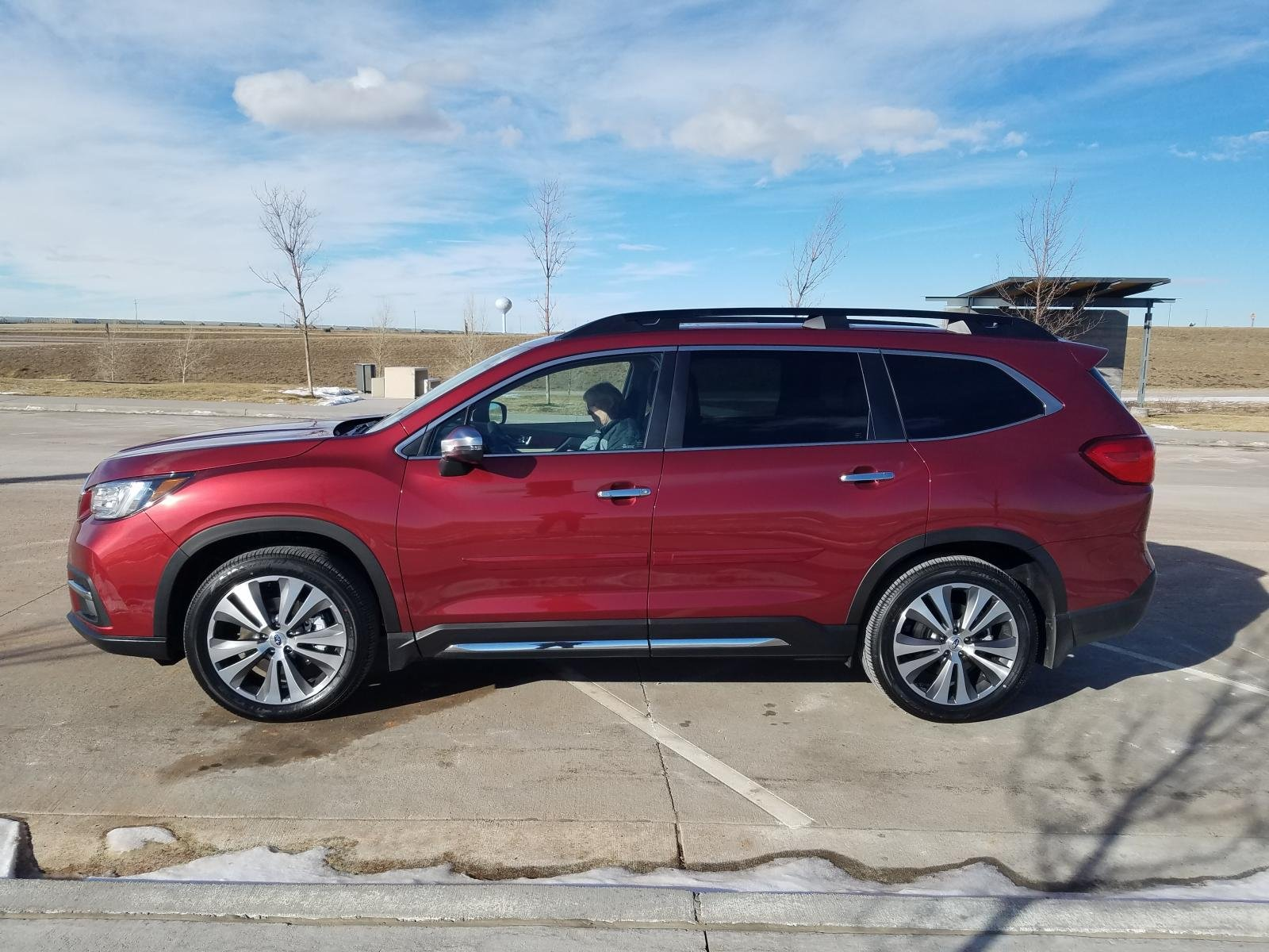 They Are On The Trains Page 11 Subaru Ascent Forum