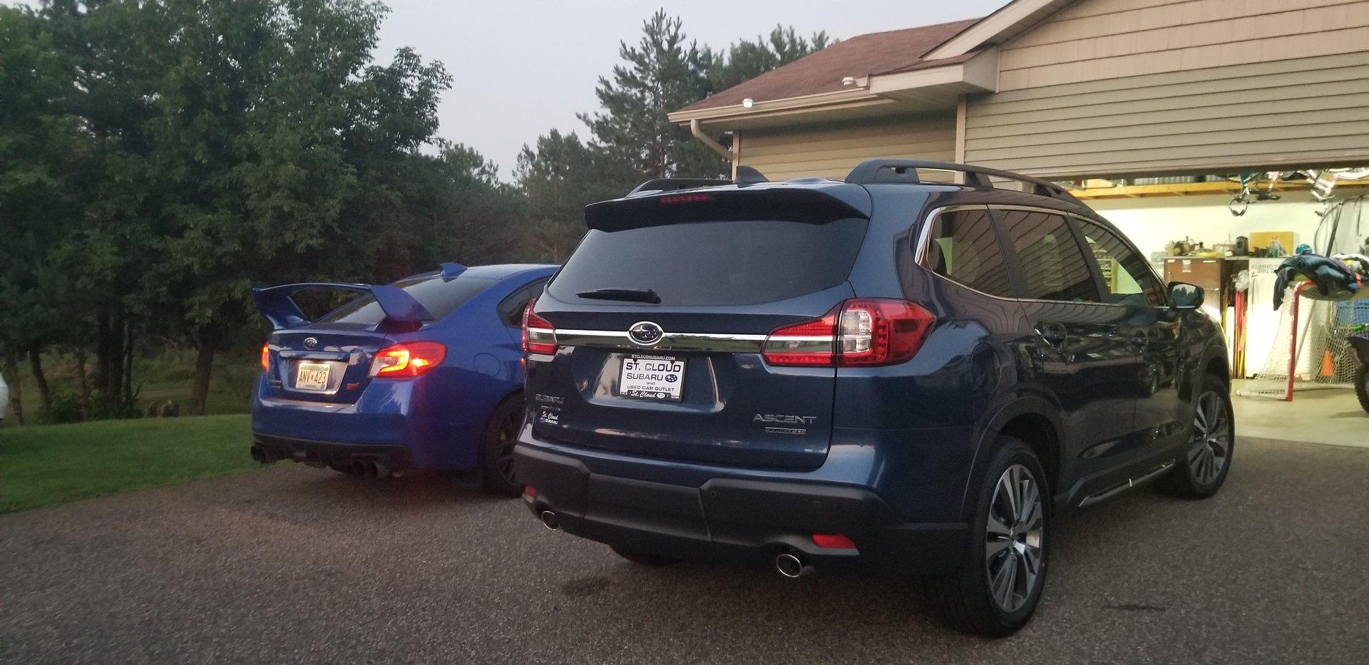 Subi Family | Subaru Ascent Forum