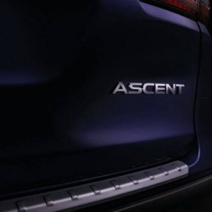 Subaru Ascent Teaser